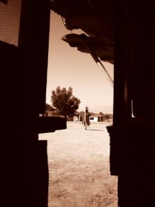 Mezcal Education Doorway View by Stephen Myers