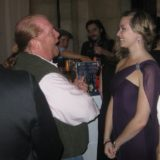 Mario batali and Kathleen Reynolds at MCC 2010