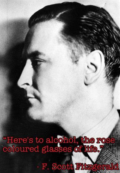 F Scott Fitzgerald profile and quote