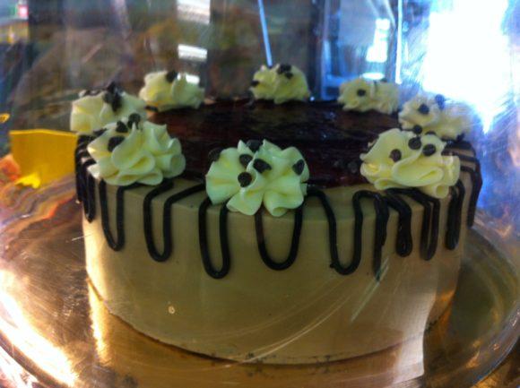 Hilton Head Signe mocha cake