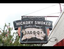 Birmingham bbq sign large courtesy of BCVB