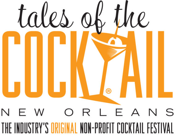 Tales of the Cocktail 2014 Logo with New Orleans