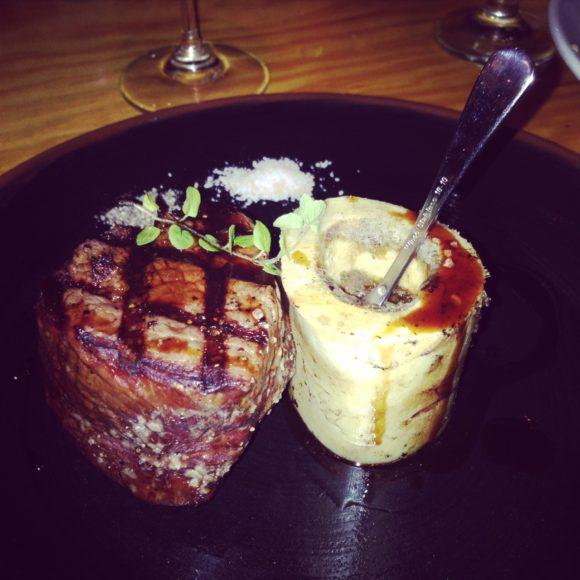 New Orleans Steak from Doris by Abigail Gullo