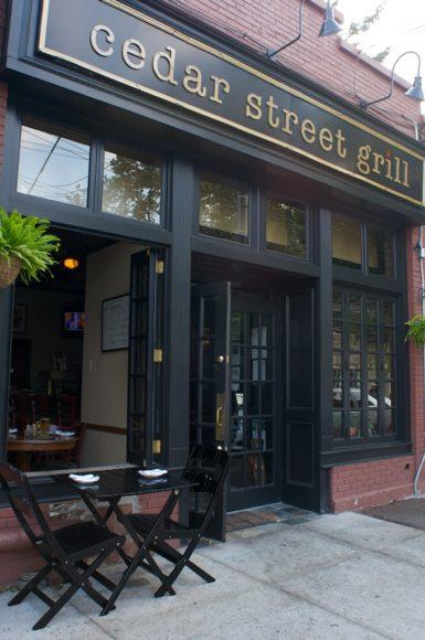 Cedar Street Grill - Exterior